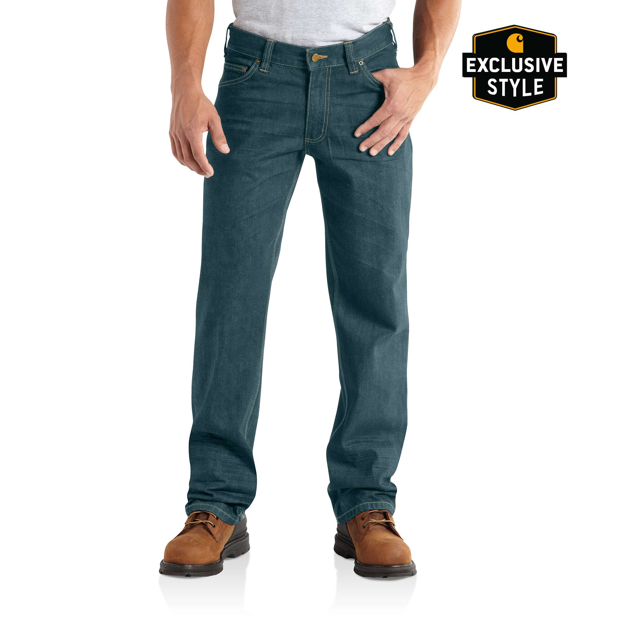 Carhartt Series 1889 Loose-fit Straight-leg Jean