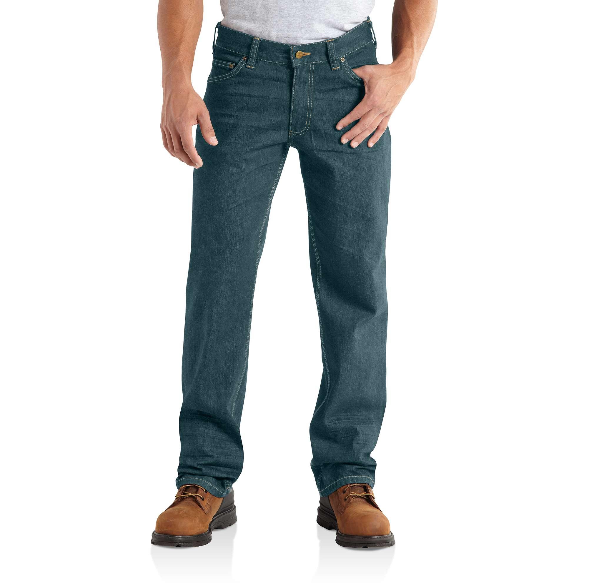 Carhartt Series 1889 Loose-Fit Straight Leg Jean