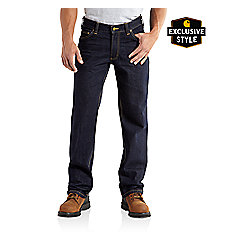 Men's Series 1889 Loose-Fit Straight-Leg Jean