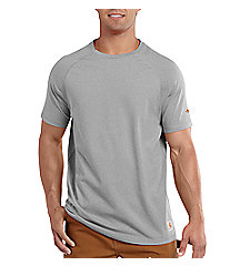 Men's Carhartt Force® Cotton Delmont Non-Pocket Short-Sleeve T-Shirt