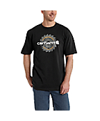 Men's Workwear Graphic Work n' Wear Short-Sleeve T-Shirt