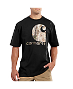 Men's Workwear Graphic Camo Short-Sleeve T-Shirt