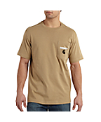 Men's Maddock Graphic Bass Pocket Short-Sleeve T-Shirt