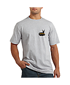 Men's Maddock Graphic Carhartt Antlers Short-Sleeve T-Shirt