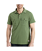 Men�s Weathered Cavendish Pique Polo