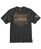 Men�s 125th Anniversary �Legends of the Rails� Short-Sleeve T-Shirt