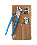 125th Anniversary Carhartt x Channellock Pliers & Tool Pouch Gift Set