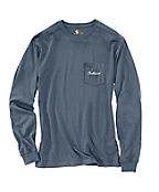 Men's Maddock Graphic Big Catch Pocket Long-Sleeve T-Shirt