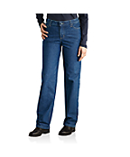 Women's Flame-Resistant Denim Jean