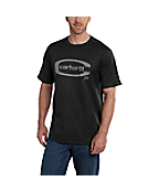 Men�s Maddock Graphic �Classic C� Short-sleeve T-shirt