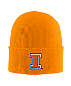 Illinois Acrylic Watch Hat 1