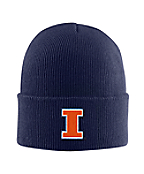 Illinois Acrylic Watch Hat 2