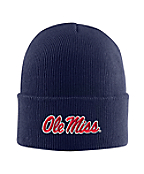 Mississippi Acrylic Watch Hat 1