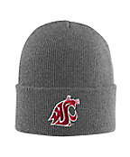 Washington State Acrylic Watch Hat 2