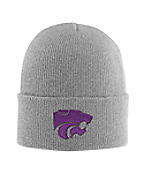 Kansas State Acrylic Watch Hat 2
