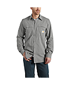 Men's Force Mandan Solid Long-Sleeve Woven
