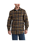 Men's Trumbull Snap-Front Flannel Shirt
