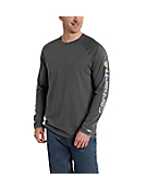 Men's Force Cotton Delmont Sleeve Graphic T-Shirt