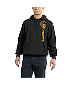 Men�s Avondale Midweight Camo Graphic Sweatshirt