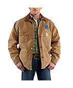 Men's Kentucky Weathered Chore Coat