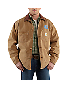 Men's NC Weathered Chore Coat