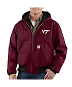 Men's Virginia Tech Ripstop Active Jac