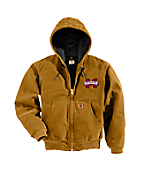 Men's Mississippi State Sandstone Active Jacket