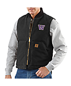Men's Washington Sandstone Vest/Arctic-Quilt Lined