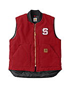 Men's North Carolina State Sandstone Vest