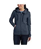 Women's Hayward Zip Front Hoodie