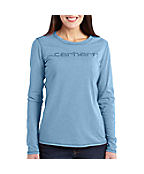 Women's Long-Sleeve Signature T-Shirt