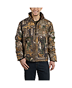 Men's Quick Duck® Camo Traditional Jacket