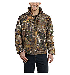 Men's Quick Duck® Camo Traditional Jacket