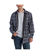 Men's Rain Defender Youngstown Flannel Shirt Jac