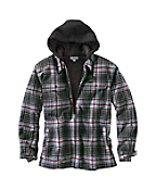 Kensett Flannel Sherpa Lined Shirt Jac Org Fit