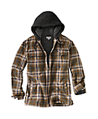 Kensett Flanel Sherpa Lined Shirt Jac Org Fit