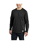 Men�s Force Cotton Delmont Non-Pocket Long-sleeve T-shirt