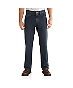 Men�s Relaxed Fit Holter Jean