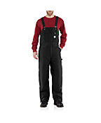 Men's Quick Duck Jefferson Bib Overalls