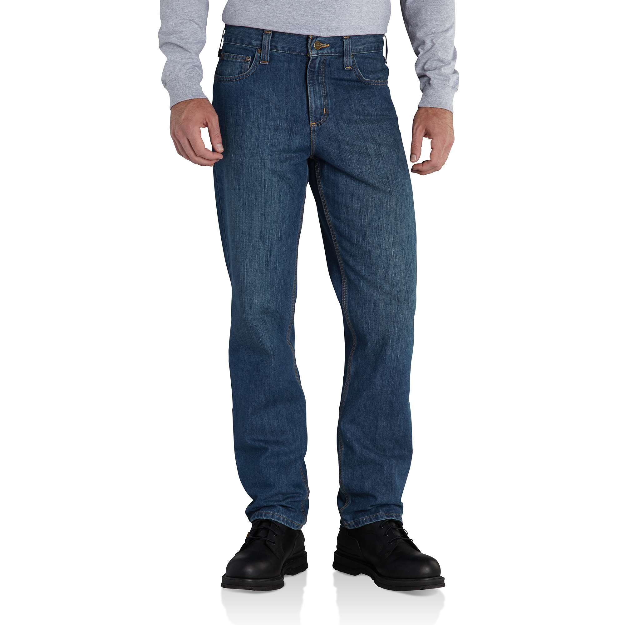Carhartt Straight-Fit Elton Jean