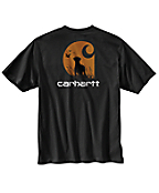 Men�s Graphic Carhartt Dogs Short-Sleeve T-Shirt