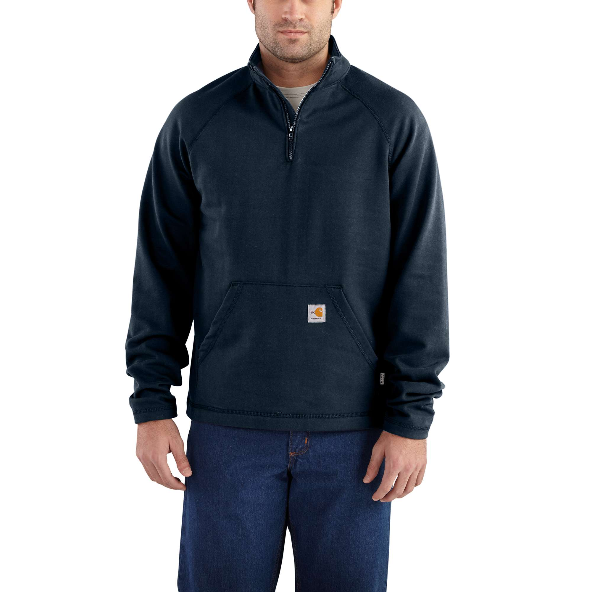 Carhartt Flame-Resistant Force Fleece Quarter-Zip