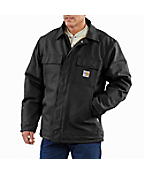 Men's Flame-Resistant Duck Traditional Coat/Quilt-Lined