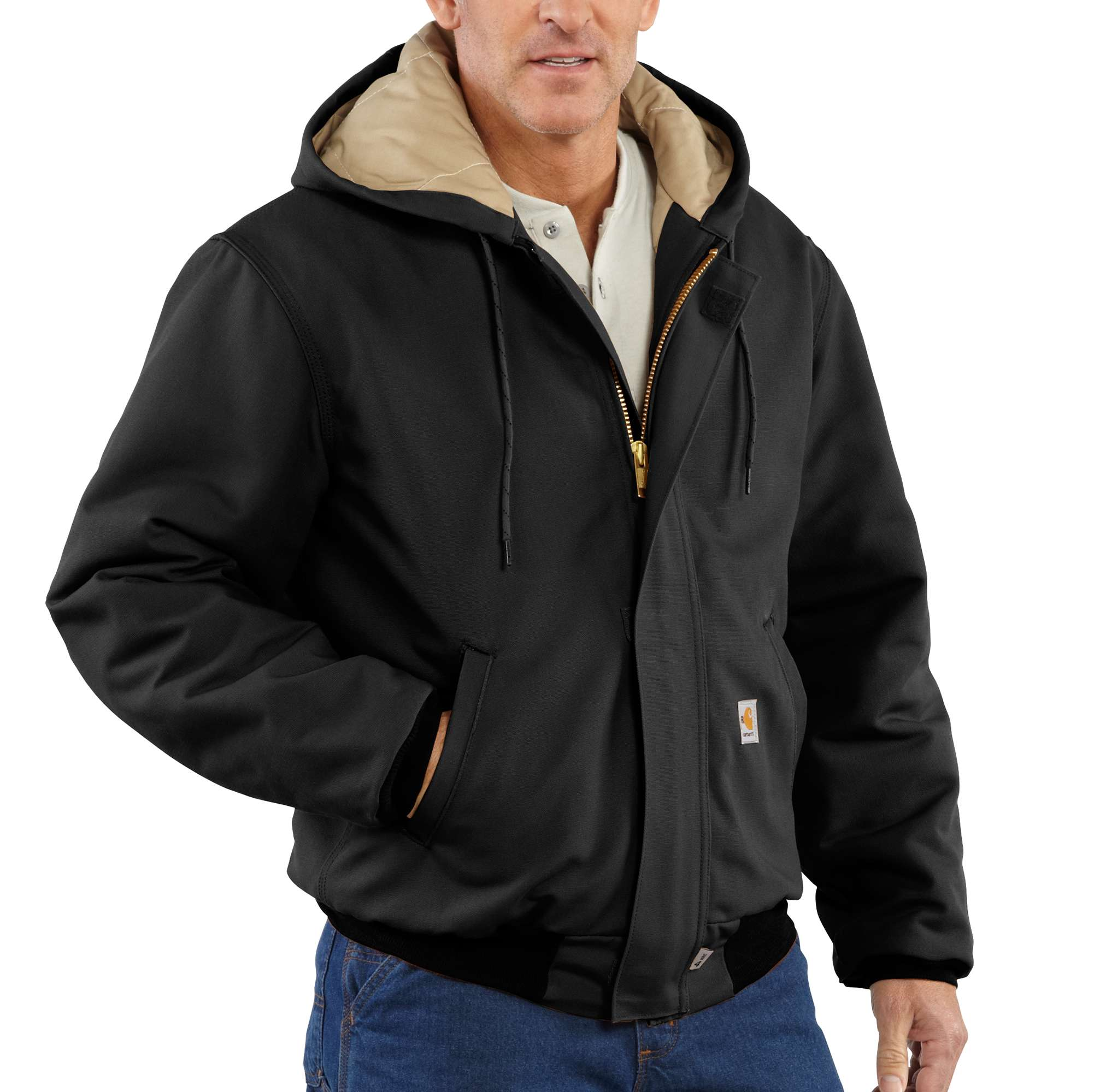 Carhartt Flame-Resistant Duck Active Jac/Quilt Lined
