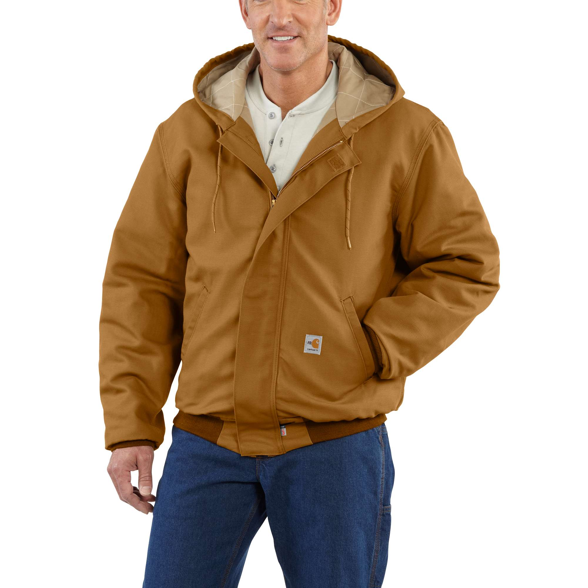 Carhartt Flame-Resistant Midweight Active Jac/Quilt-Lined