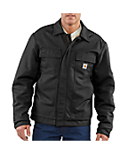Men's Flame-Resistant Lanyard Access Jacket/Quilt-Lined