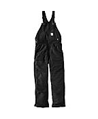 Men's Flame-Resistant Duck Bib Overall/Unlined