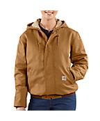 Women'PFlame-Resistant Midweight Canvas Jacket