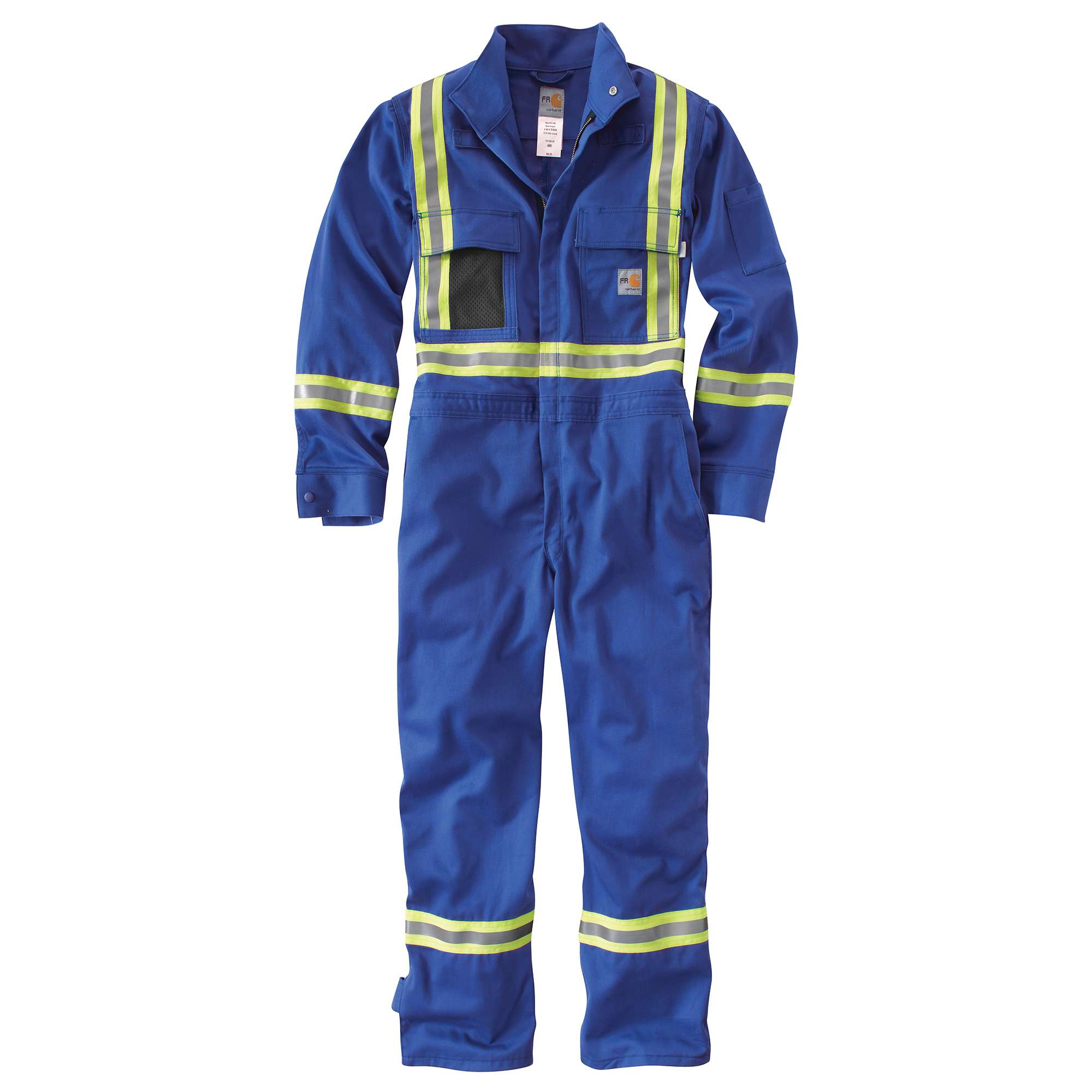 Carhartt Flame-Resistant Striped Coverall