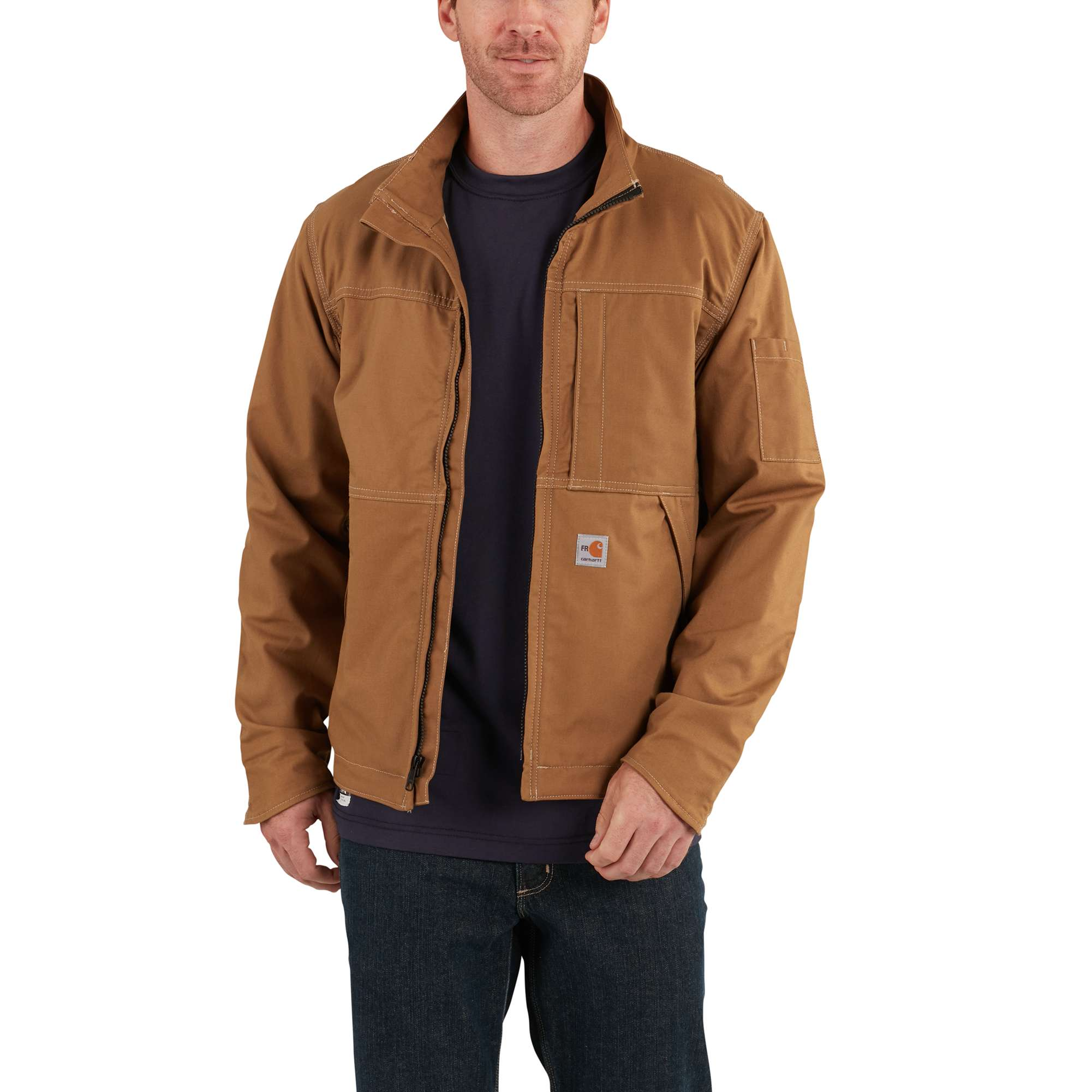 Carhartt Full Swing Quick Duck Flame-Resistant Jacket